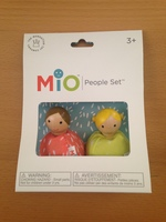 The Manhattan Toy Company Mio People Set