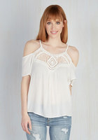 Unique Mystique Top - size L