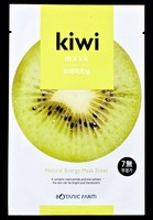 Botanic Farm Natural Energy Kiwi Mask Sheet