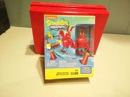 Wacky Surfing Larry the Lobster Mega Bloks
