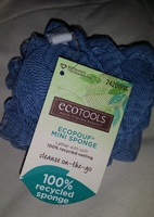 Ecopouf Mini Sponge blue
