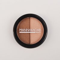 Manna Kadar Beauty Radiance Split Pan Bronzer and Highlighter Duo