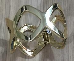 Gold Hinged Bracelet