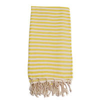 Yellow Turkish Towel