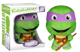 Funko Fabrikations Donatello Collectible Plush