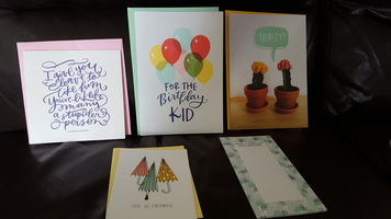 Greeting Card mix