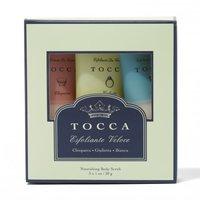 tocca 3 piece scrub set