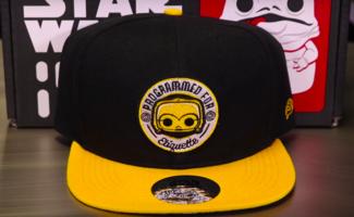 C3PO SnapBack Hat