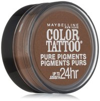 Maybelline Color Tattoo in Downtown Brown