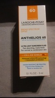 La Roche-Posay Broad Spectrum SPF 60 Face Sunscreen