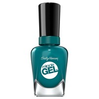 Sally Hansen Miracle Gel 730 Fish-teal Braid color