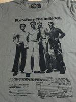 1970's Retro Bell Bottom Tee