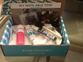 DIY Note -Able Tote