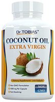 Organic Coconut Oil Extra Virgin Softgels