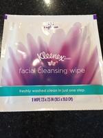 Kleenex Facial Cleansing Wipe