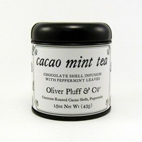 Olive Pluff & Co Cacao Mint Tea