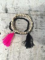 Cozumel Tassel Bracelets