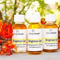 SM Brighten Up! Rosehip + Tamanu Skin Brightening Serum