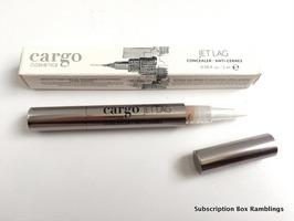 Cargo Cosmetics Jet Lag Concealer