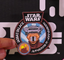 Boushh Leia Patch