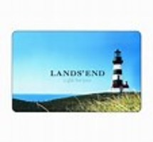 $60 Lands End Gift Card (2 $30 gift cards)