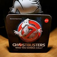 Ghostbusters Collectible Lapel Pin