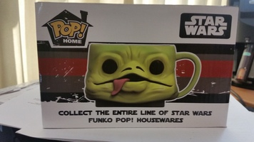 Pop! Home Jabba the Hut Mug