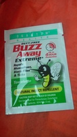 Buzza Away Natural Insect Repellent Deet-Free