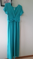 Gilly maxi dress in L