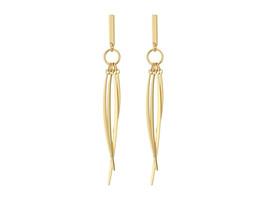 Rebecca Minkoff – Needle Drop Earring in gold