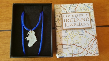 Counties of Ireland Necklace