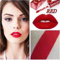 Lime Crime Velvetines Liquid to Matte Lipstick in Red Velvet