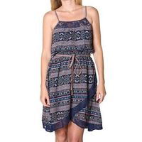 Double Zero Aztec Print Dress Medium M