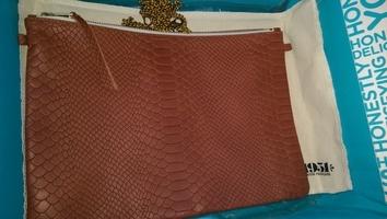 1951 XXL Python Gold - Brown