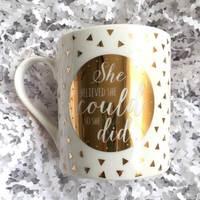 Ashene mug