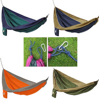 Parachute Hammock w/ Built in Travel Bag