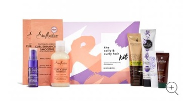 The Coily & Curly Hair Kit