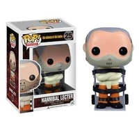 Funko Pop! - Hannibal Lecter (SotL)