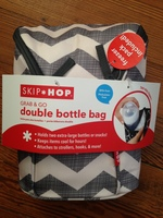Skip Hop Double Bottle Bag