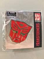 Transformers Autobot Enamel Pin