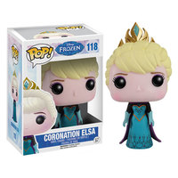 Coronation Elsa Pop Figure