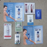 Body Lotion & Wash Sample Pack (from several sub boxes)