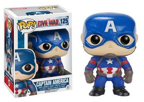 Funko Pop Captain America #125