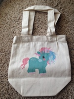 Unicorn Mini Tote