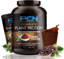 Pure Charge Nutrition Protein - dark cocoa