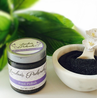 London's Pedisoaks Foot Polish