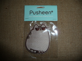 Pusheen Heat Sealed Embroidery Patch