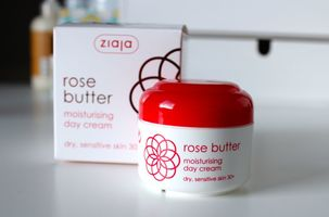 Ziaja Rose Butter Day Cream
