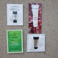 Face Primers & Moisturizers Sample Pack (from several sub boxes)