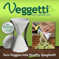 Veggetti Spiral Vegetable Cutter